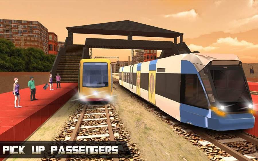 印度鐵路火車模擬器3D截图7