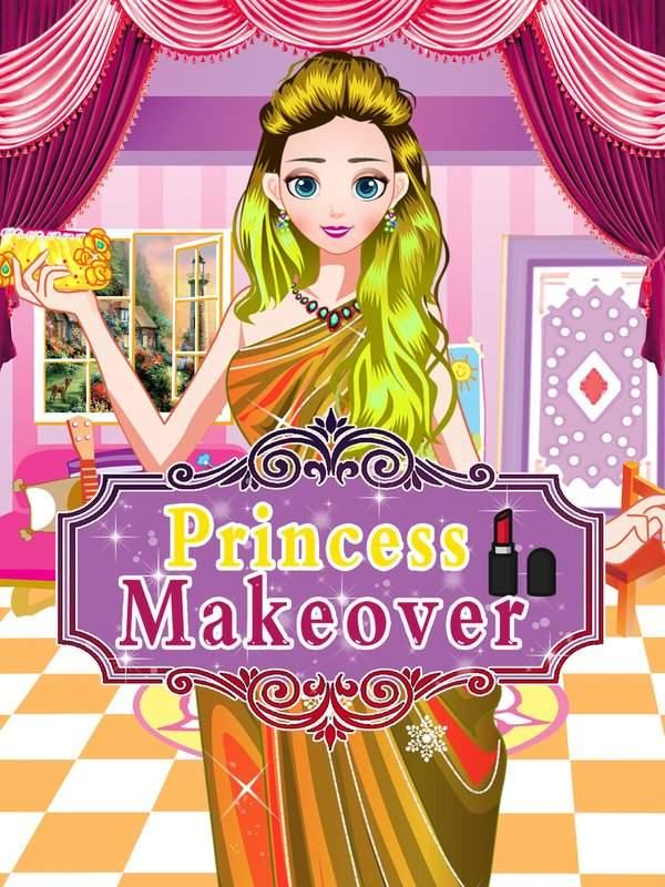梦幻公主的换装物语-女生化妆养成游戏