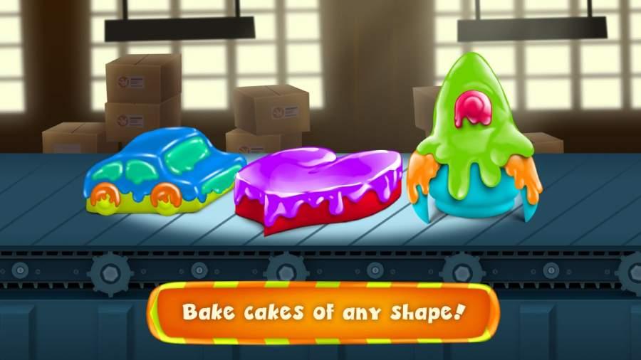 蛋糕面包店的故事烘焙游戏