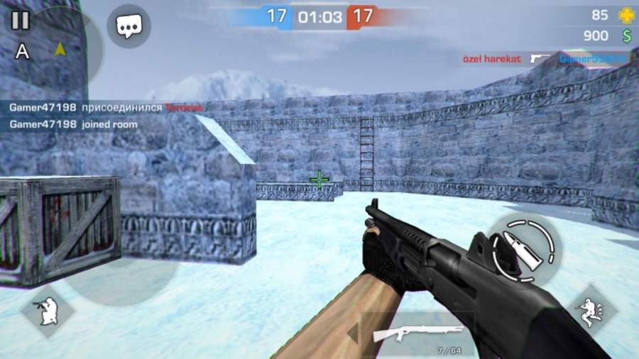 Critical Strike CS 2 GO Online Counter FPS Game截图2