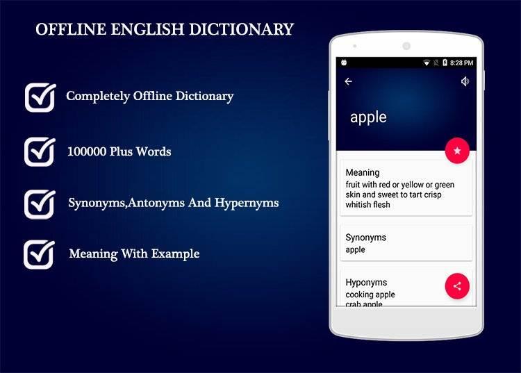 离线英语词典截图3
