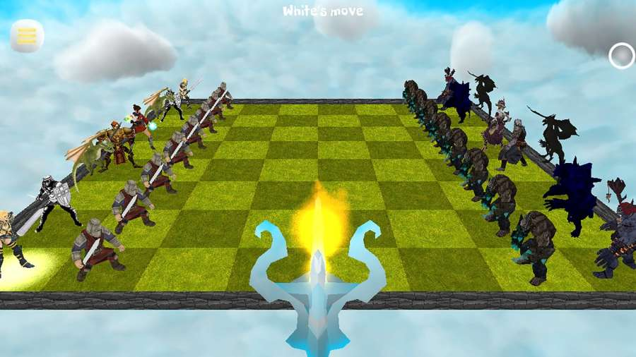 Chess 3D Free : Real Battle Chess 3D Online截图2