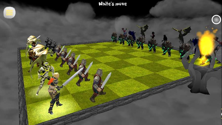 Chess 3D Free : Real Battle Chess 3D Online截图4
