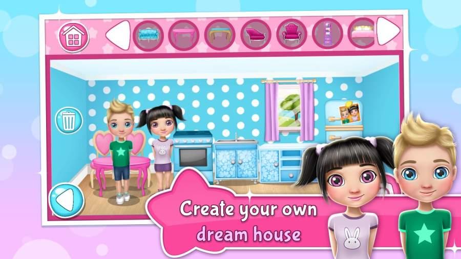 娃娃屋 – 游戏裝修