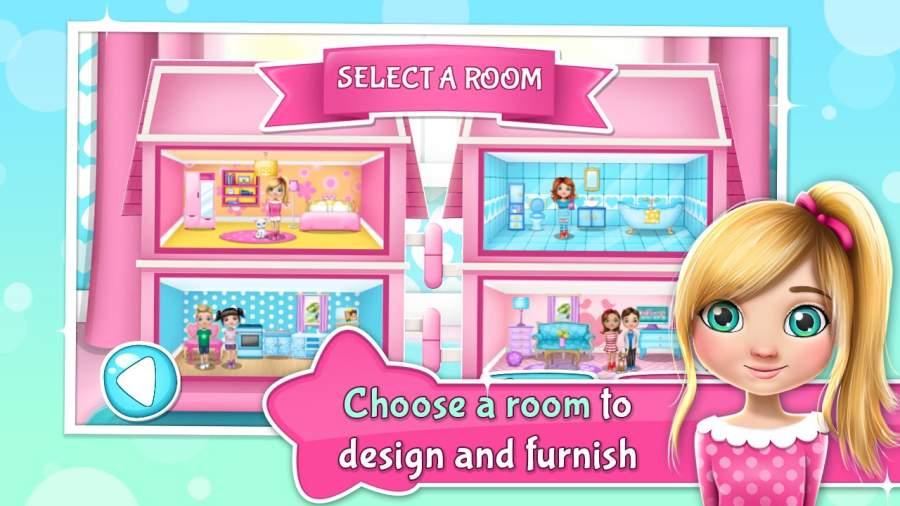 娃娃屋 – 游戏裝修截图3