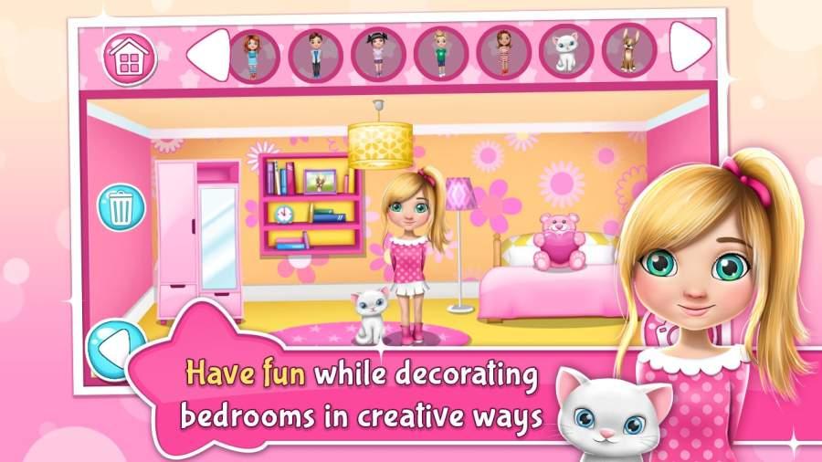 娃娃屋 – 游戏裝修截图4