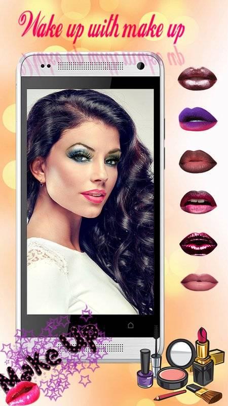 化妆 美容院 照片特效 虚拟 图片编辑器截图3