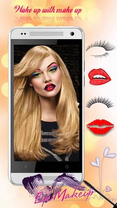 化妆 美容院 照片特效 虚拟 图片编辑器截图4