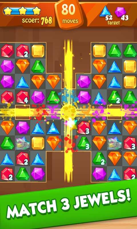 宝石消除传奇截图3