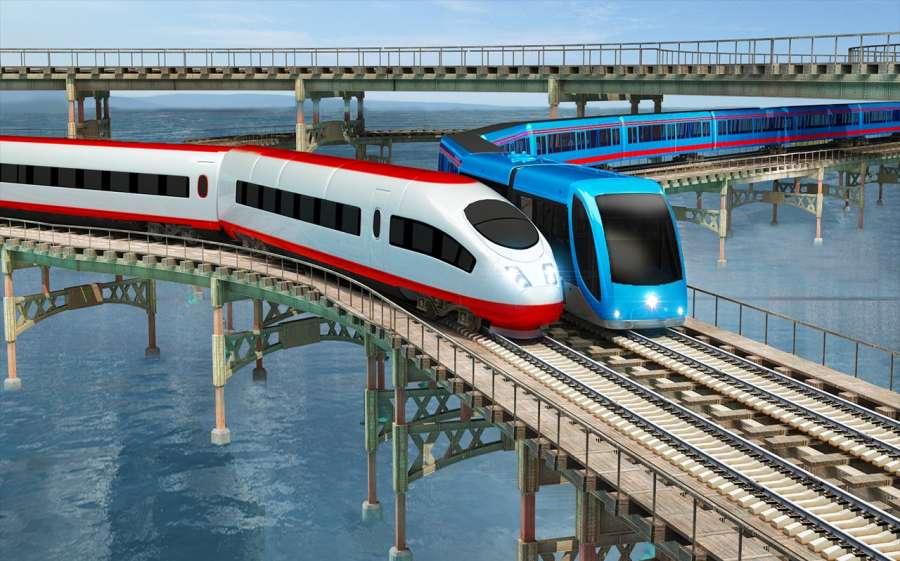 印度火车城市驾驶sim火车比赛2018年截图1