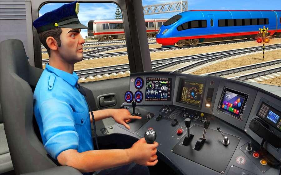 印度火车城市驾驶sim火车比赛2018年截图2