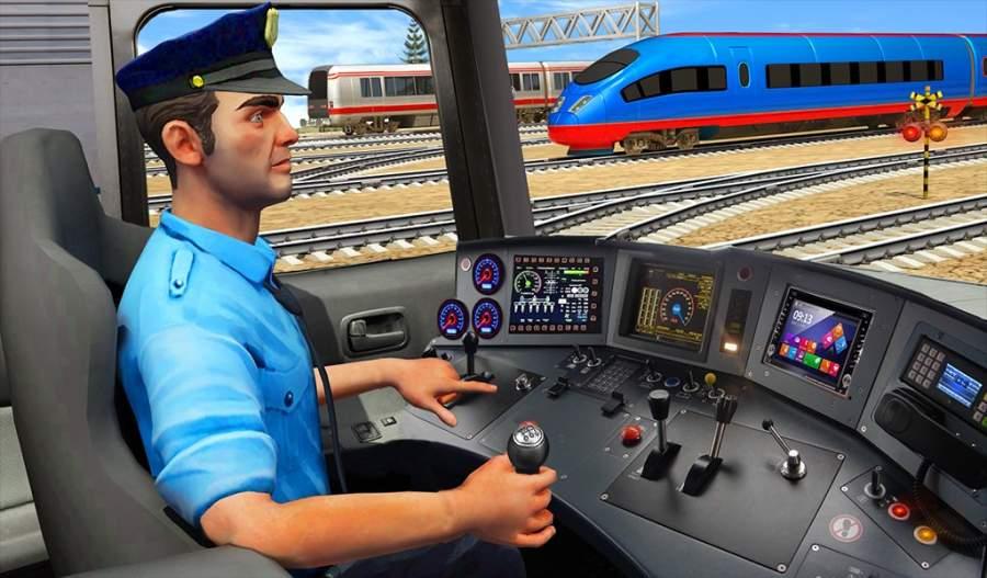 印度火车城市驾驶sim火车比赛2018年截图9