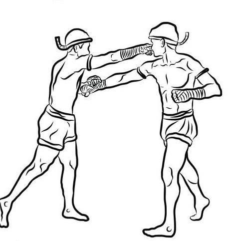 学习泰拳技巧