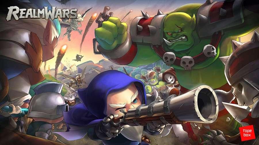 Realm Wars截图3
