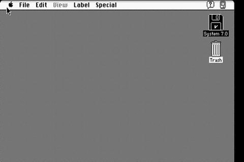 Mini vMac截图0