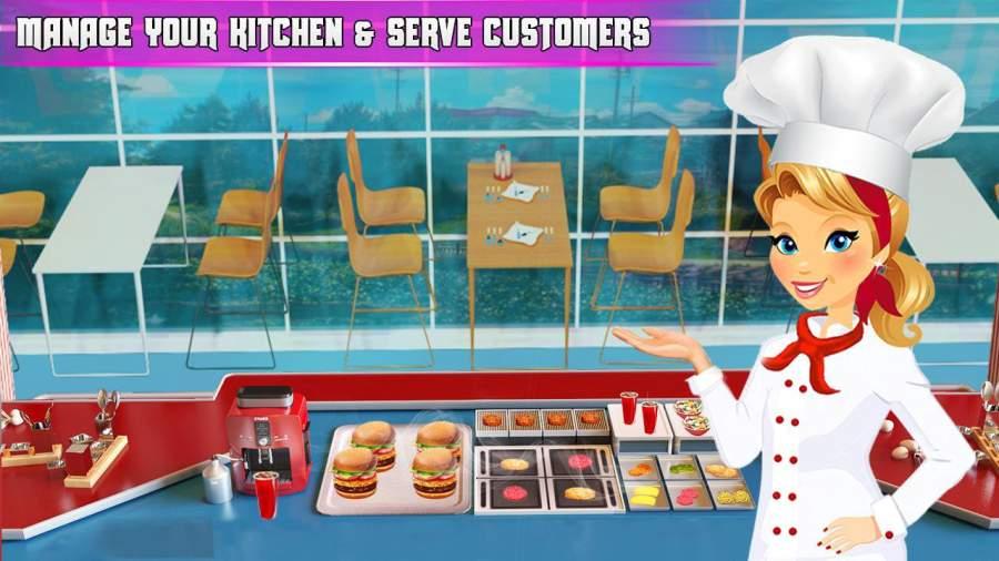 汉堡包 店 自由 快速 餐饮 汉堡包 店 自由 快速 餐饮截图3