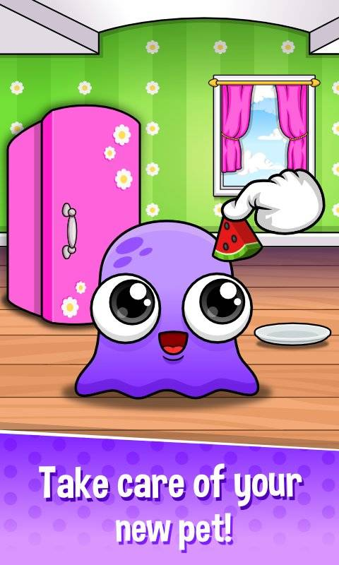 Moy 5  Virtual Pet Game截图0