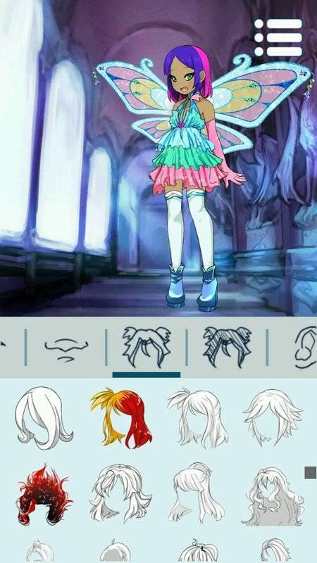 Avatar Maker: Witches截图1