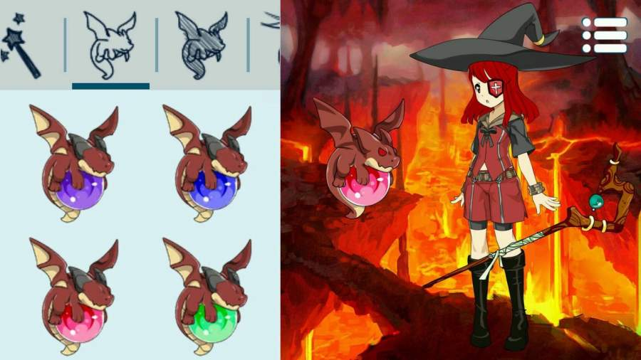 Avatar Maker: Witches截图4