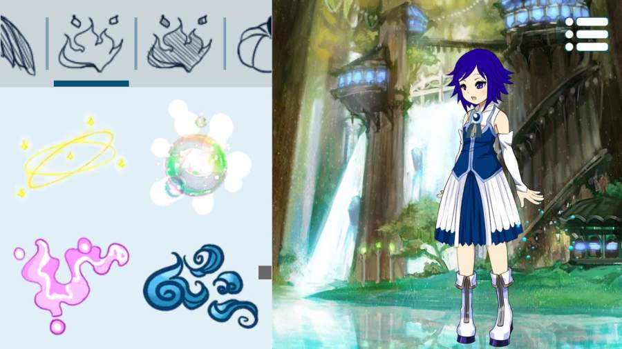 Avatar Maker: Witches截图8