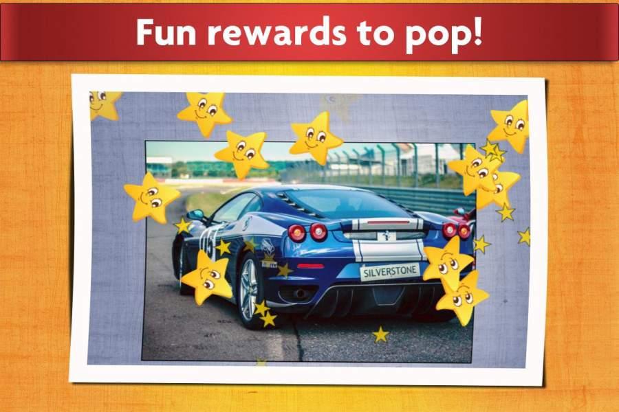 益智游戏与汽车 - 适合儿童和成人 ️