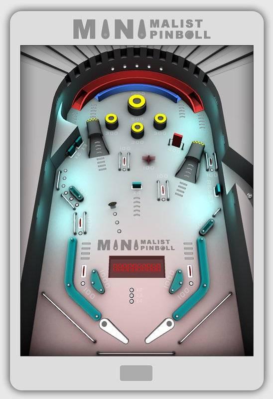 Minimalist : Pinball截图0