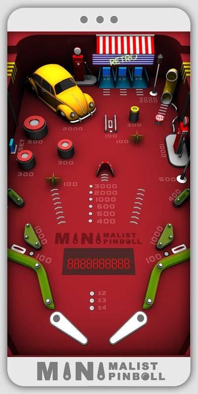 Minimalist : Pinball截图2
