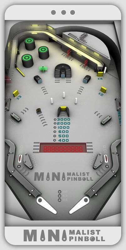 Minimalist : Pinball截图3