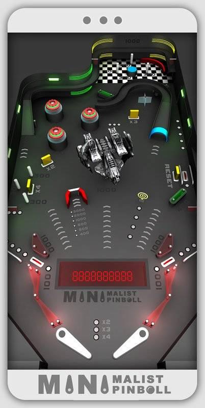 Minimalist : Pinball截图4