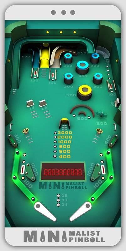 Minimalist : Pinball截图5