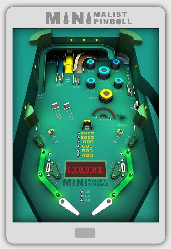 Minimalist : Pinball截图7