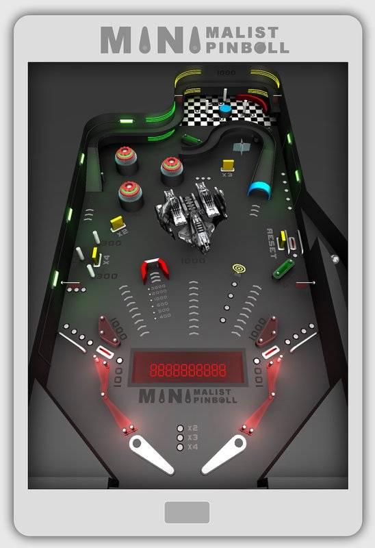 Minimalist : Pinball截图8