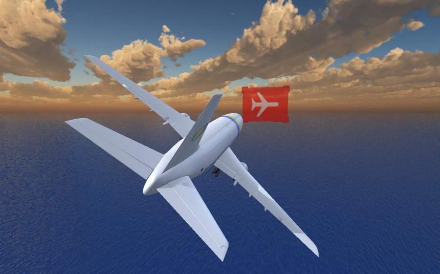 飞机模拟器 17 - 飞行飞机截图4