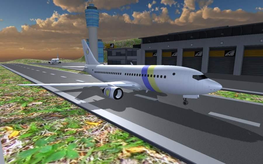 飞机模拟器 17 - 飞行飞机截图7