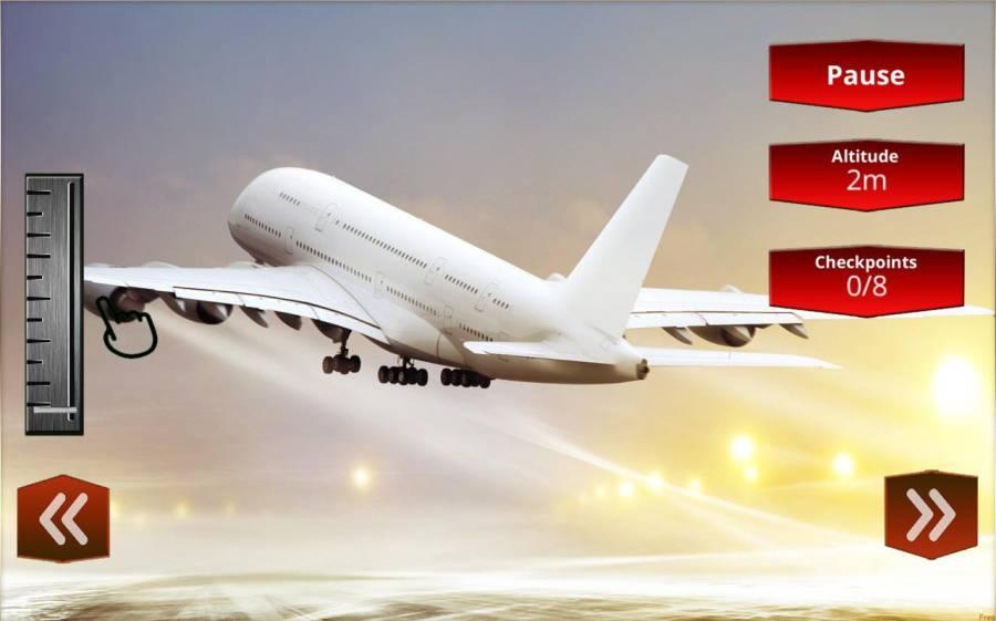 飞机模拟器 17 - 飞行飞机截图9