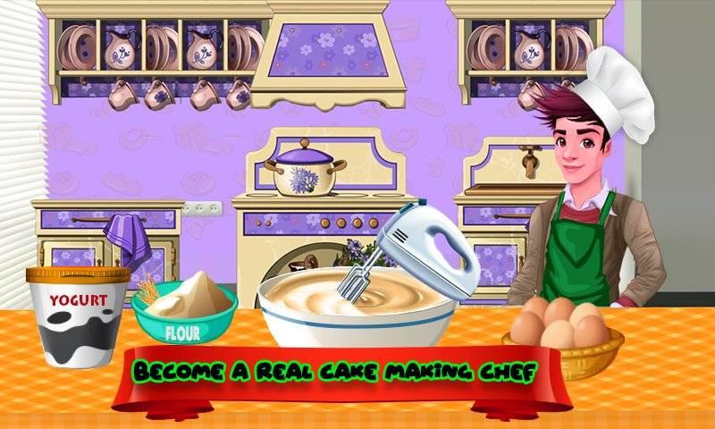 纸杯蛋糕糕点面包店商业和商店游戏截图2
