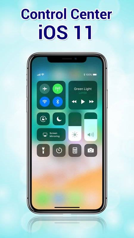 Phone X Launcher, OS 11 iLauncher & Control Center