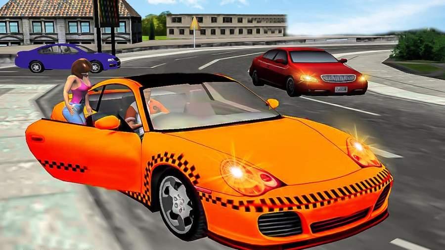 极端 汽车 模拟器: 超 豪华 驾驶截图2