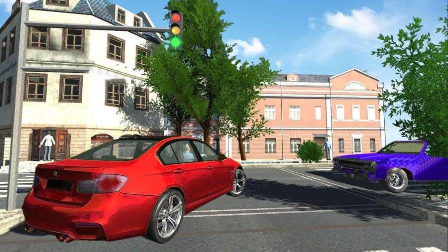 极端 汽车 模拟器: 超 豪华 驾驶截图4