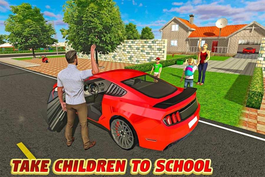 虚拟爸爸:幸福的家庭3D截图4
