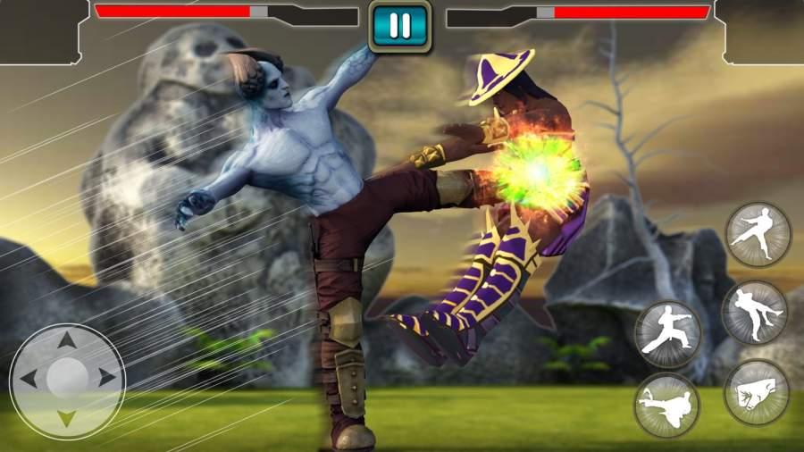 Terra格斗军阀:不朽的国王Fighters截图1