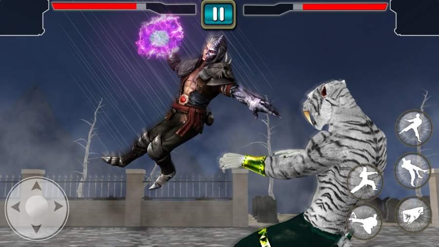 Terra格斗军阀:不朽的国王Fighters截图2