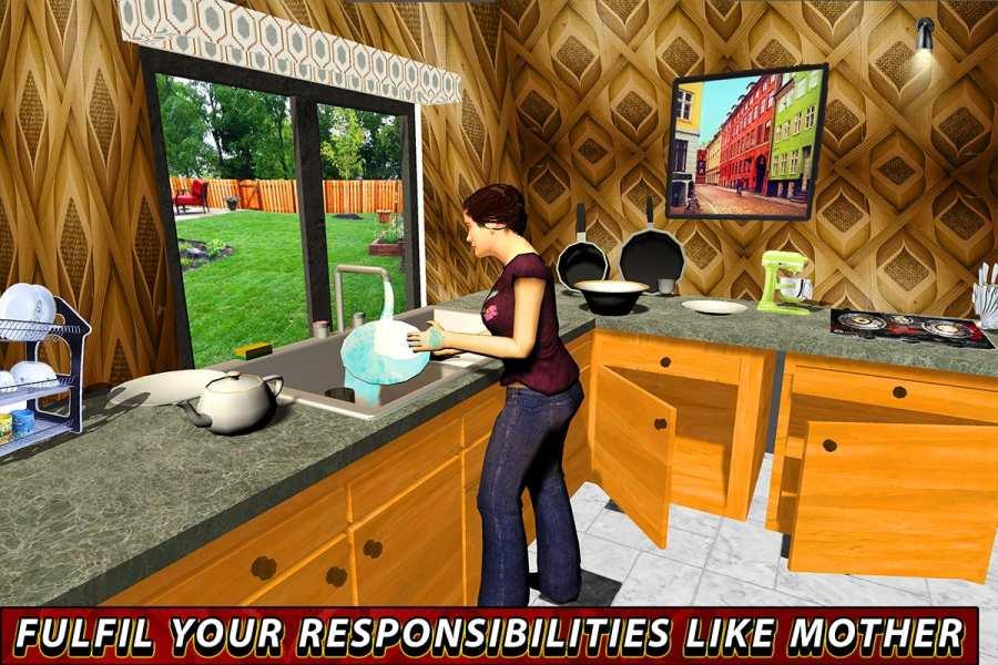 虚拟妈妈:家庭乐趣截图3