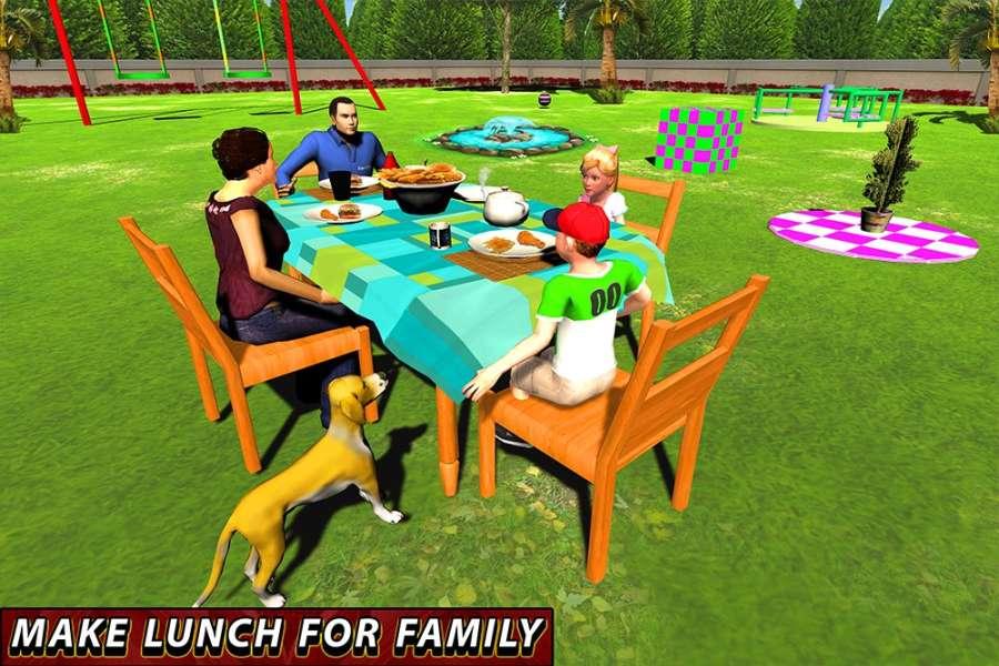 虚拟妈妈:家庭乐趣截图5