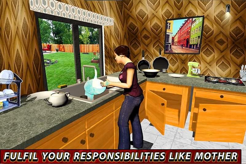 虚拟妈妈:家庭乐趣截图8
