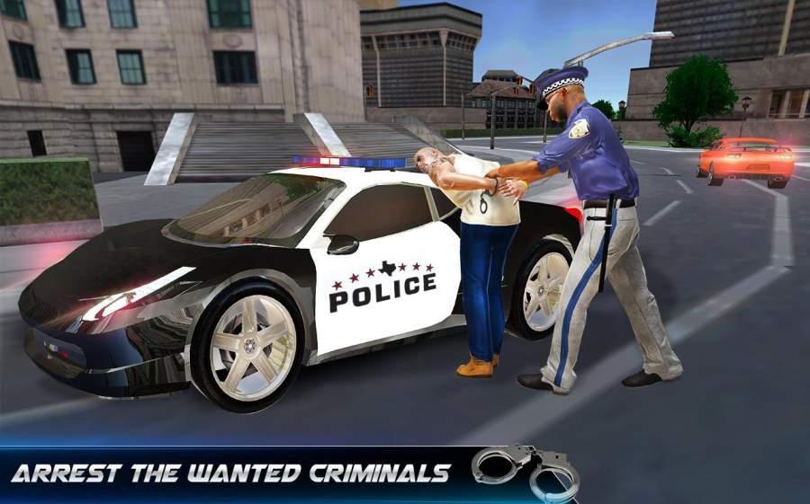 犯罪城警车司机vs大流氓截图3