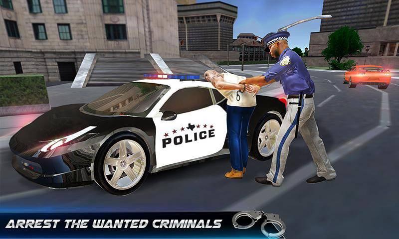 犯罪城警车司机vs大流氓截图4