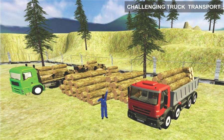 越野 货物 卡车 运输 司机截图2