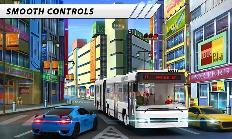 纽约市长途汽车:超级城市疯狂交通截图4