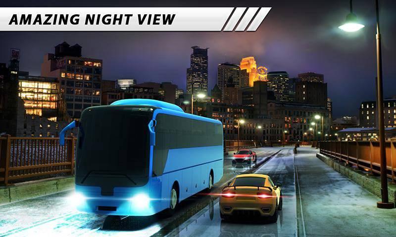 纽约市长途汽车:超级城市疯狂交通截图7